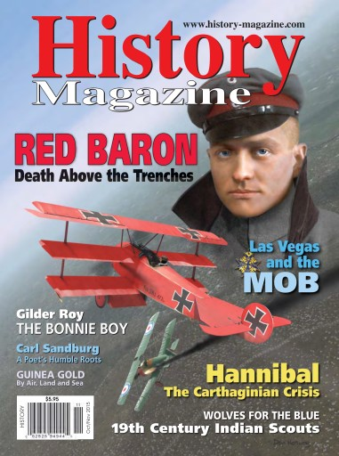 History Magazine issue Oct-Nov 2015