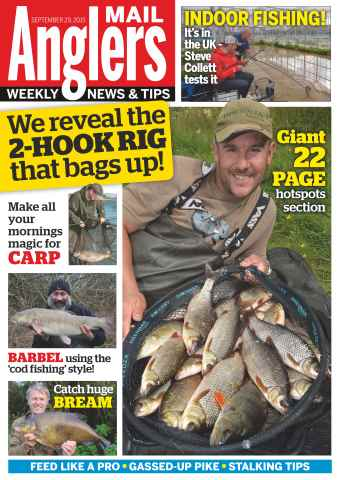 Anglers Mail issue 29th September 2015