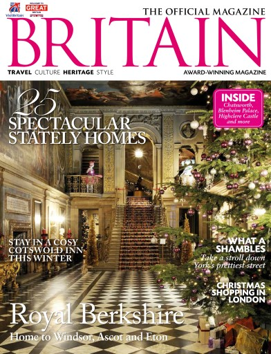 Britain issue Nov/Dec 2015