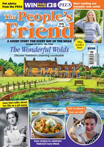 The People's Friend issue 10/10/2015
