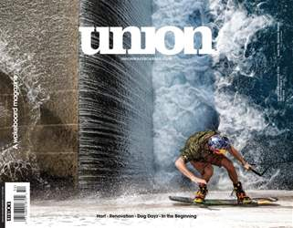 Union Wakeboarder issue Union U.S Edition -  Issue 03