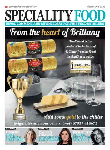 Speciality Food issue Oct-15
