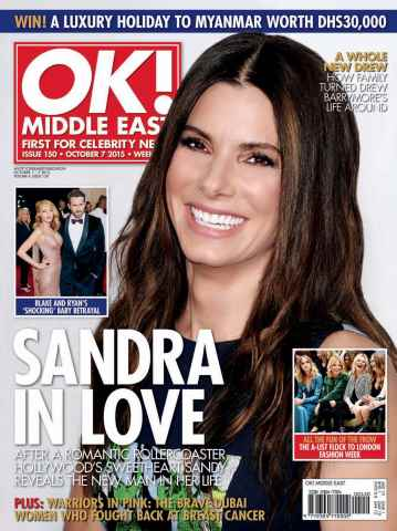 OK! Middle East issue October 1 2015