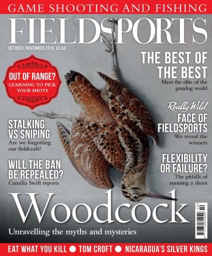 Fieldsports issue Fieldsports Magazine October/November 2015