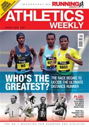 Athletics Weekly issue 01 October 2015