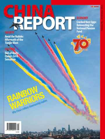 China Report issue Issue 29