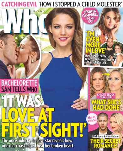 WHO issue October 12, 2015