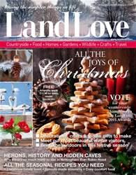 LandLove Magazine issue Nov/Dec 15