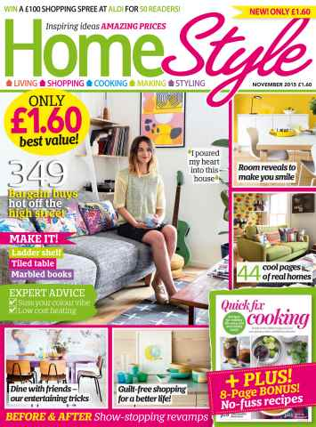 Homestyle issue November 2015