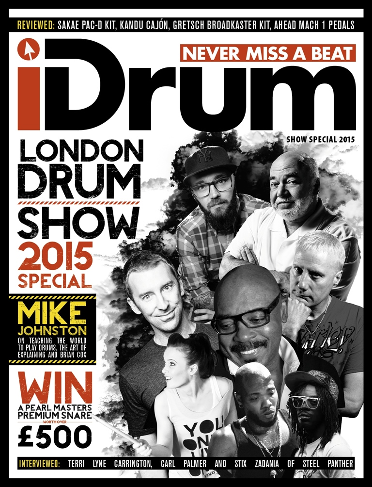 iDrum magazine: Never miss a beat issue Show Special 2015