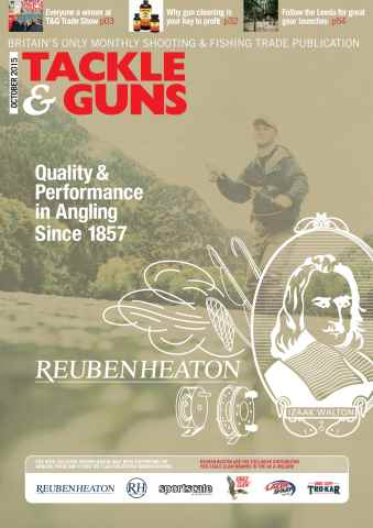 Tackle & Guns issue October 2015
