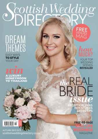The Scottish Wedding Directory issue Autumn 2015