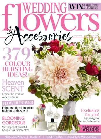 Wedding Flowers Magazine issue Nov/Dec 15