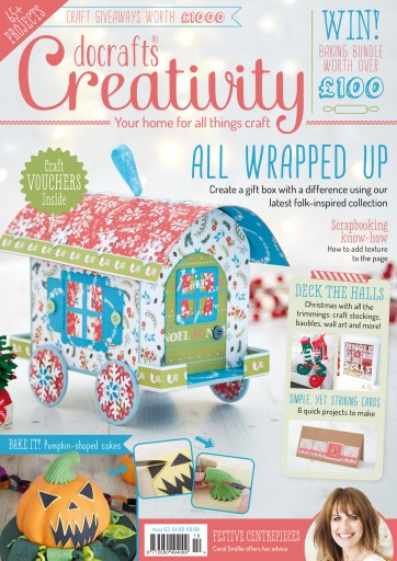 docrafts® Creativity issue October 2015