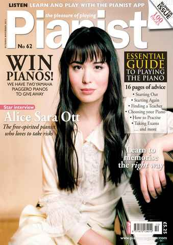 Pianist issue 62