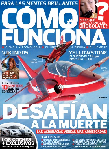 Como Funciona issue October 2015