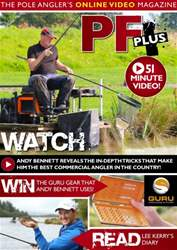Pole Fishing Plus issue Issue 4 Andy Bennett