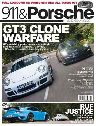 911 & Porsche World issue 911 & Porsche World Issue 260 November 2015