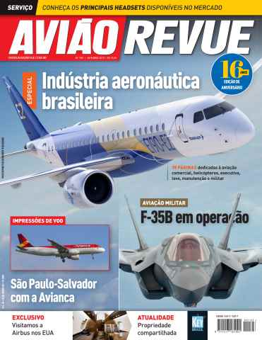 Aviao Revue issue Número 193
