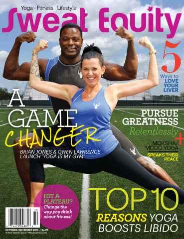 Sweat Equity issue Oct/Nov 2015