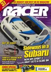 Radio Control Car Racer issue Nov 15