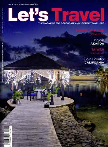 Let's Travel issue Oct/Nov 2015