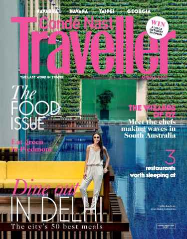Conde Nast Traveller Middle East issue October 2015