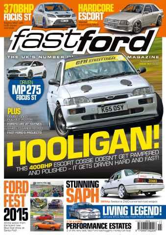 Fast Ford issue No. 363 Hooligan!