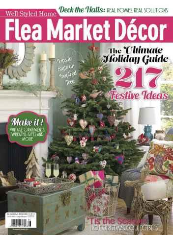 Flea Market Décor issue December-January 15
