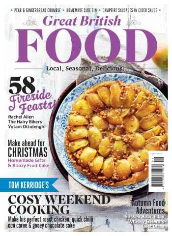 Great British Food issue Nov-15