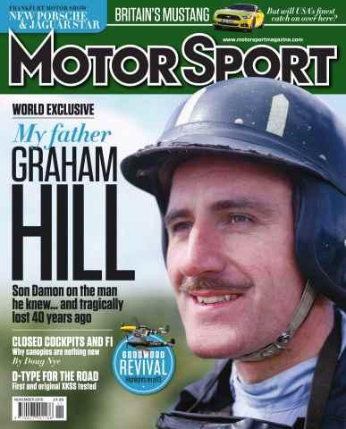 Motor Sport Magazine issue November 2015