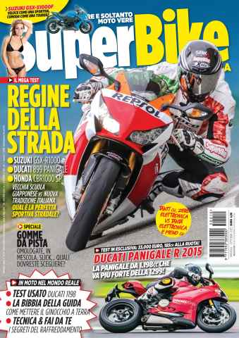 Superbike Italia issue Ottobre 2015
