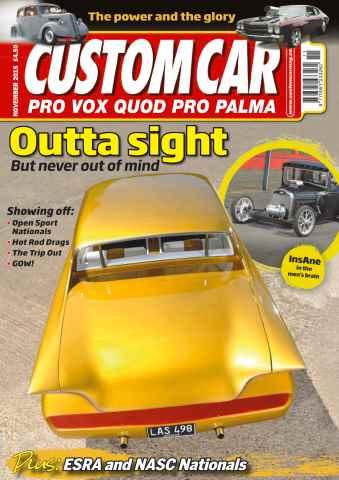 Custom Car issue No. 550 Outta Sight