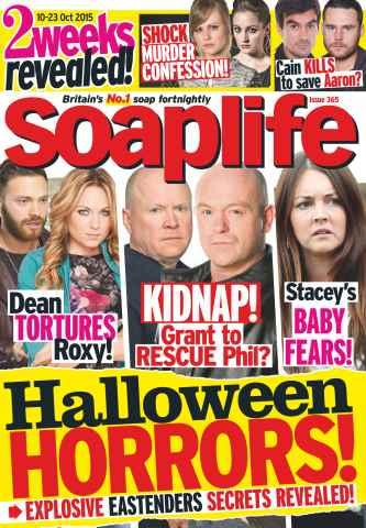 Soaplife issue 10 October 2015
