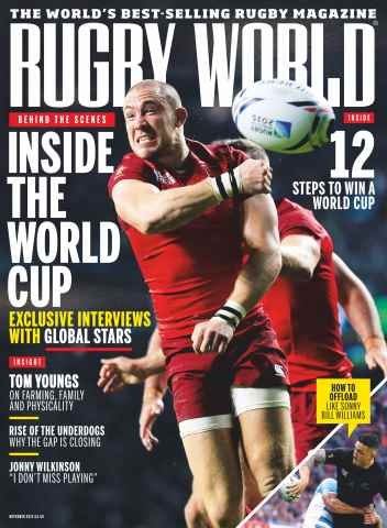 Rugby World issue November 2015