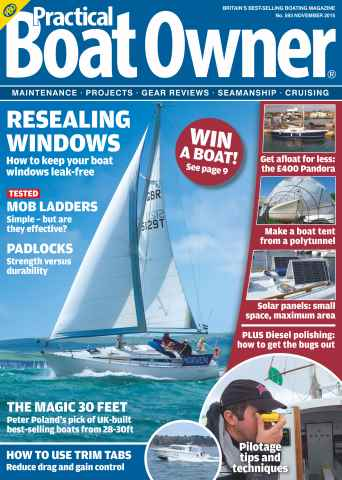 Practical Boatowner issue November 2015