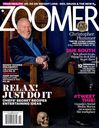 Zoomer Magazine issue November 2015