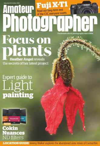 Amateur Photographer issue 10th October 2015