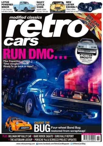 Retro Cars issue No. 89 Run DMC