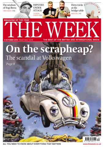 The Week issue October 3. 2015