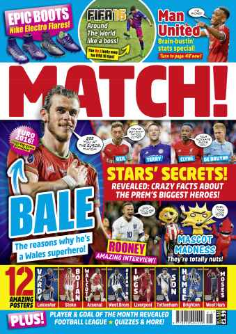 Match issue 6th October 2015