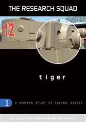 Tiger: A Modern study of Fgst.NR. 250031 issue Tiger: A Modern study of Fgst.NR. 250031