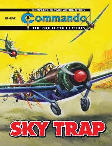 Commando issue 4852