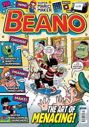 The Beano issue 10th October 2015