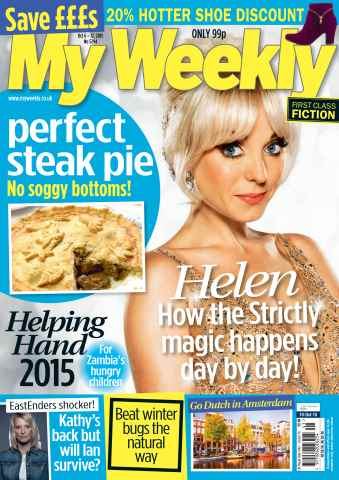 My Weekly issue 10/10/015