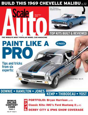 Scale Auto issue December 2015