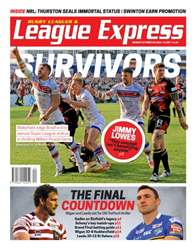 League Express issue 2987