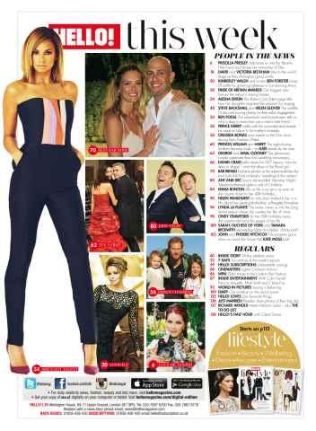 Hello! Magazine Preview 4