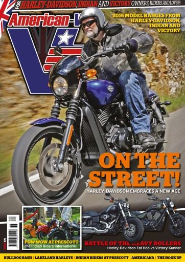 American-V issue Issue 76 - November December