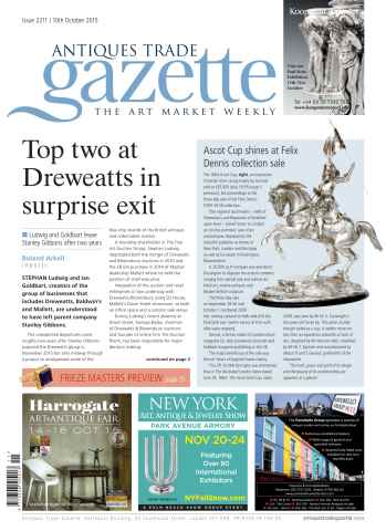 Antiques Trade Gazette Preview 1